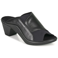 Zapatos Mujer Zuecos (Mules) Romika Westland ST TROPEZ 244 Negro