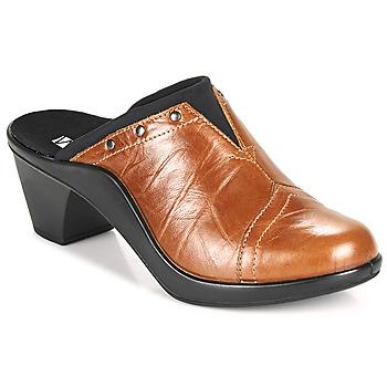Zapatos Mujer Zuecos (Mules) Romika Westland ST TROPEZ 271 Marrón