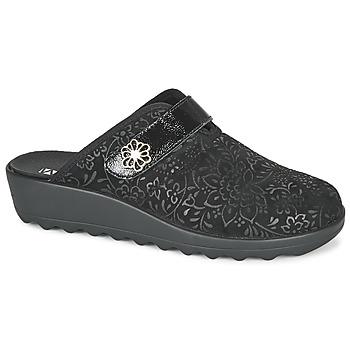 Zapatos Mujer Pantuflas Romika Westland GINA 110 Negro