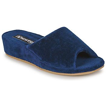 Zapatos Mujer Pantuflas Romika Westland MARSEILLE Marino
