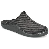 Zapatos Hombre Pantuflas Romika Westland MONACO 220 Negro