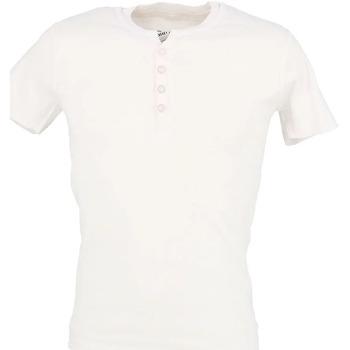 textil Hombre Camisetas manga corta La Maison Blaggio  Blanco
