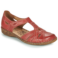 Zapatos Mujer Sandalias Josef Seibel ROSALIE 29 Rojo