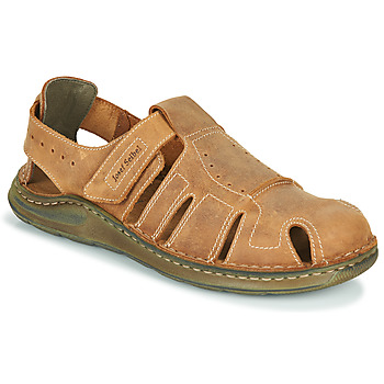 Zapatos Hombre Sandalias Josef Seibel MAVERICK 01 Marrón