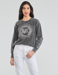 textil Mujer Sudaderas MICHAEL Michael Kors ACID WSH MK STAR STUD Negro
