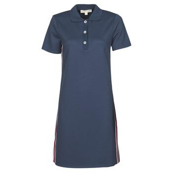 textil Mujer Vestidos cortos MICHAEL Michael Kors SS LOGO TAPE POLO DRS Marino