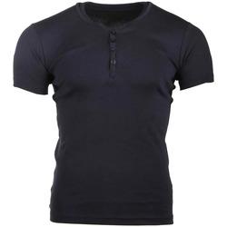 textil Hombre Camisetas manga corta La Maison Blaggio  Azul