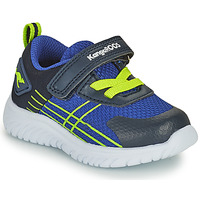 Zapatos Niño Zapatillas bajas Kangaroos KI-TWEE EV Azul / Verde