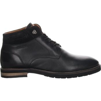 Zapatos Hombre Botas de caña baja Salamander Pisos Vasco-Aw Black
