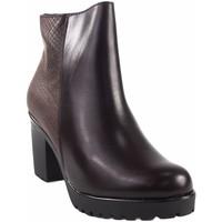 Zapatos Mujer Botines Bellatrix Botín señora  14570 marron Marrón