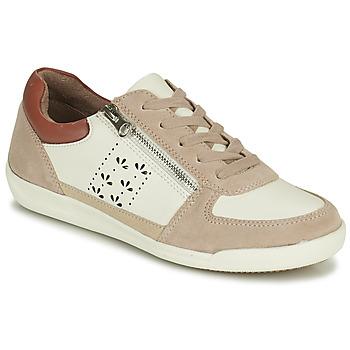 Zapatos Mujer Zapatillas bajas Damart 68010 Blanco