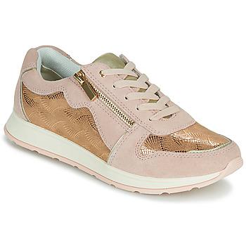 Zapatos Mujer Zapatillas bajas Damart 64823 Crema