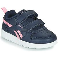 Zapatos Niña Zapatillas bajas Reebok Classic REEBOK ROYAL PRIME 2.0 2V Marino / Rosa