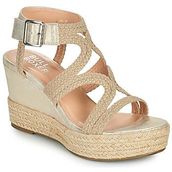 Zapatos Mujer Sandalias Bullboxer 175030F2S Beige