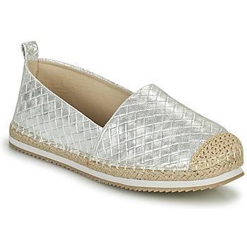 Zapatos Mujer Alpargatas Bullboxer 186000F4S Plata
