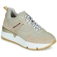 Zapatos Mujer Zapatillas bajas Bullboxer 323015E5C Beige