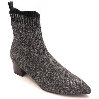 Zapatos Mujer Botines Angari 40950-73 Gris