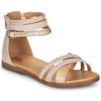 Zapatos Niña Sandalias Bullboxer ALM013F1S-ROGO Rosa
