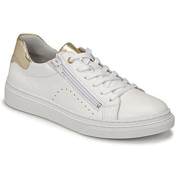 Zapatos Niña Zapatillas bajas Bullboxer AOP000E5L-WHPN Blanco