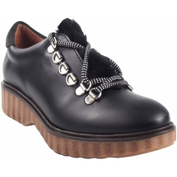 Zapatos Mujer Derbie Csy Zapato señora CO & SO pach253 negro Negro