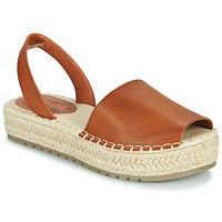 Zapatos Mujer Sandalias Emmshu LUZIA Cognac