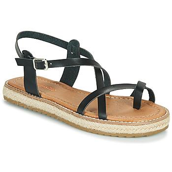 Zapatos Mujer Sandalias Emmshu ALTHEA Negro