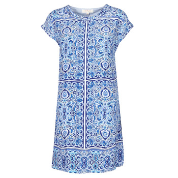 textil Mujer Vestidos cortos Derhy STRESS Azul