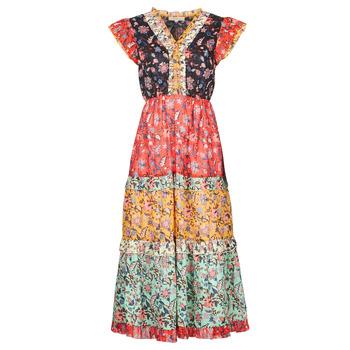 textil Mujer Vestidos largos Derhy SAGESSE Multicolor