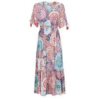 textil Mujer Vestidos largos Derhy STOP Multicolor