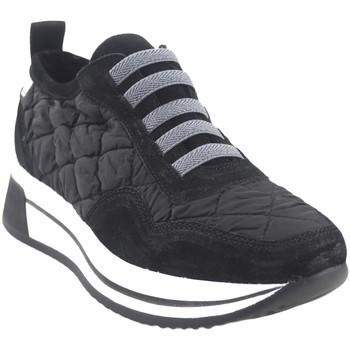 Zapatos Mujer Multideporte Csy Zapato señora CO & SO ve019 negro Negro