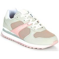 Zapatos Mujer Zapatillas bajas Esprit AMBRO Verde / Agua / Rosa