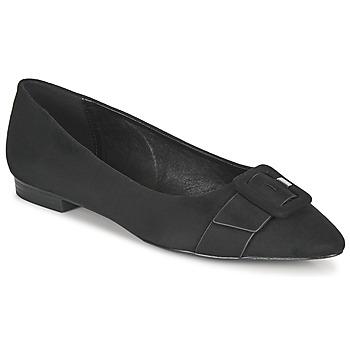 Zapatos Mujer Bailarinas-manoletinas Esprit KINA Negro