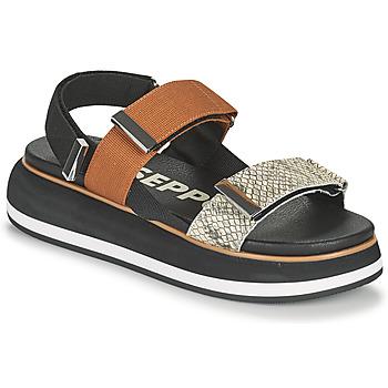 Zapatos Mujer Sandalias Gioseppo ELICOTT Negro