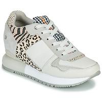 Zapatos Mujer Zapatillas bajas Gioseppo OVERLAND Blanco / Negro