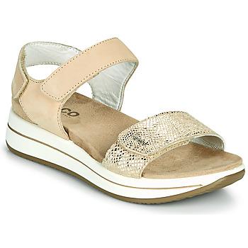 Zapatos Mujer Sandalias IgI&CO FRAPLA Oro