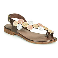 Zapatos Mujer Sandalias IgI&CO CROPPA Marrón
