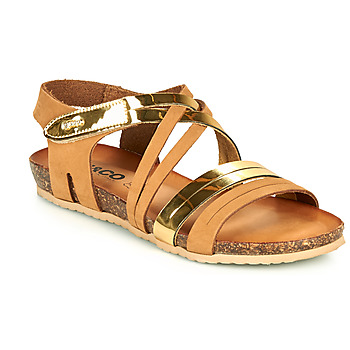 Zapatos Mujer Sandalias IgI&CO DREZZINA Cognac / Oro