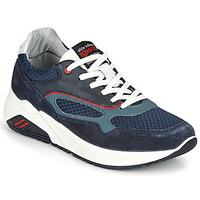 Zapatos Hombre Zapatillas bajas IgI&CO COCULA Marino / Rojo