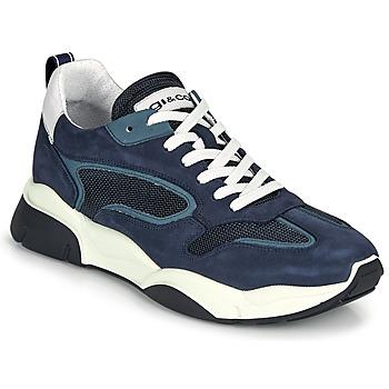 Zapatos Hombre Zapatillas bajas IgI&CO COQUELIA Azul
