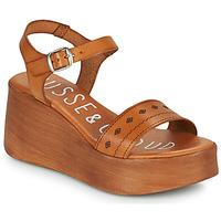 Zapatos Mujer Sandalias Musse & Cloud MILI Cognac