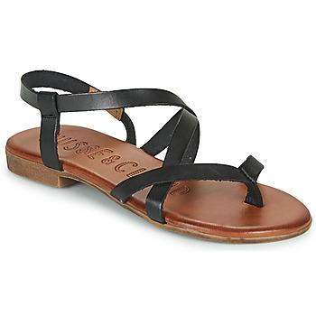 Zapatos Mujer Sandalias Musse & Cloud ESTELA Negro