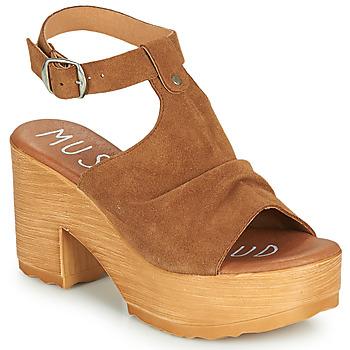 Zapatos Mujer Sandalias Musse & Cloud FOXY Cognac