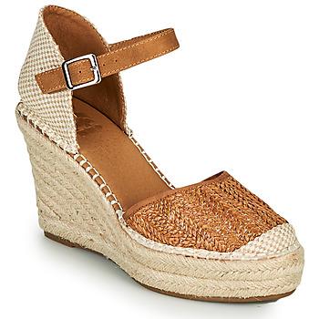 Zapatos Mujer Alpargatas Xti SPARROW Cognac