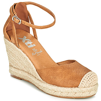 Zapatos Mujer Alpargatas Xti NINA Cognac