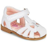 Zapatos Niña Sandalias Pablosky PAMMO Blanco