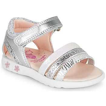 Zapatos Niña Sandalias Pablosky ELLO Plata