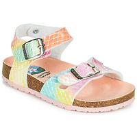 Zapatos Niña Sandalias Pablosky MULTI Multicolor