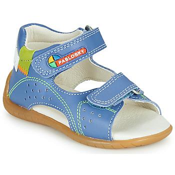 Zapatos Niño Sandalias Pablosky KINNI Azul