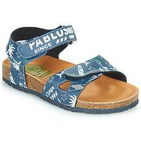 Zapatos Niño Sandalias Pablosky FOUNIR Azul