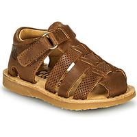 Zapatos Niño Sandalias Citrouille et Compagnie MISTIGRI Camel